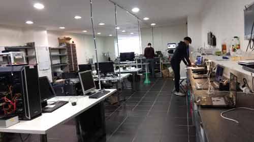 Atelier de réparation et dépannage informatique OrdiCliniK situé au 47 boulevard Baille 13006 Marseille