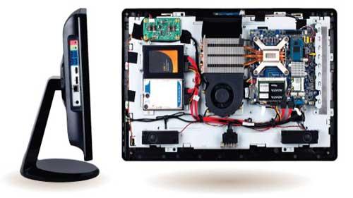 Dépannage informatique ordinateur PC tout en un à Marseille
