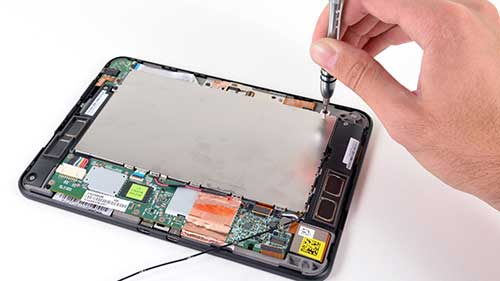 Changement batterie tablette android à Marseille
