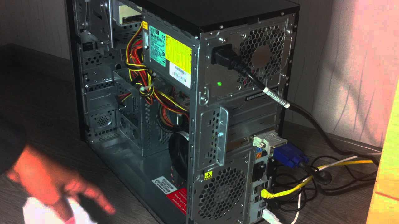 Dépannage informatique unité centrale à Marseille